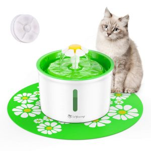 1.6L Automatic Pet Water Fountain from isYoung
