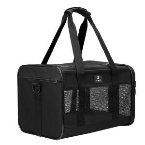 Airline Approved Soft-Sided Carrier For Pet by X-Zone Pet