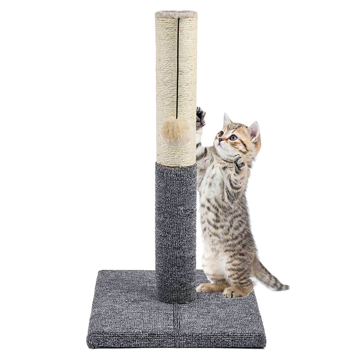 Akarden 20.5' Tall Cat Scratching Post