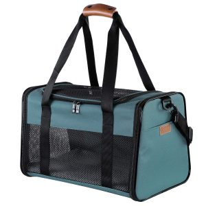 Akinerri Airline Approved Collapsible Carrier For Pets