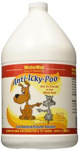 Anti-Icky Poo Odor Remover from Mister Max