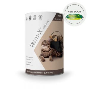 Cat Digestion Health Treat By Verm-X