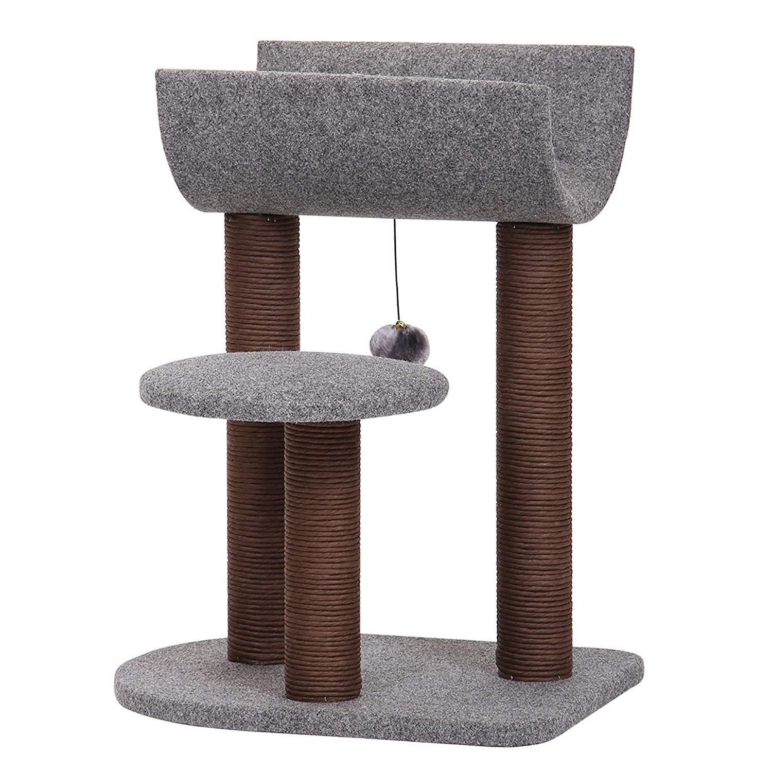 Cat Tree & Tower for Cat Activity by Pet Pals