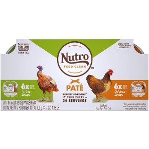 Chicken & Turkey Pate Twin Pack By Nutro