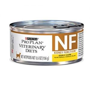 Early Care Formula For NF Kidney Function In Cats
