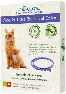 Flea And Tick Prevention Collar By Arava