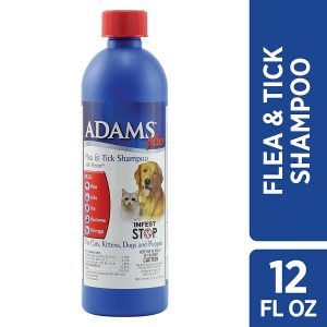 Flea and Tick Shampoo By Adams