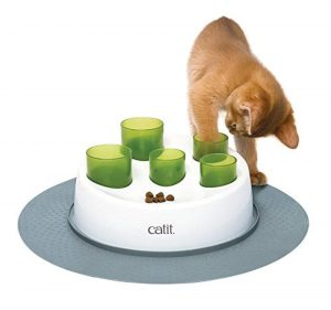Food Digging Unit For Cats by Catit