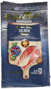 Fussie Cat Market Fresh Salmon Recipe Dry Cat Food
