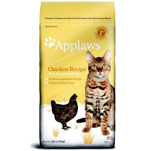 Grain-Free Dry Chicken Cat Food By Applaws