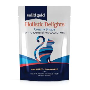Grain & Gluten-Free Wet Cat Food By Solid Gold Holistic Delights