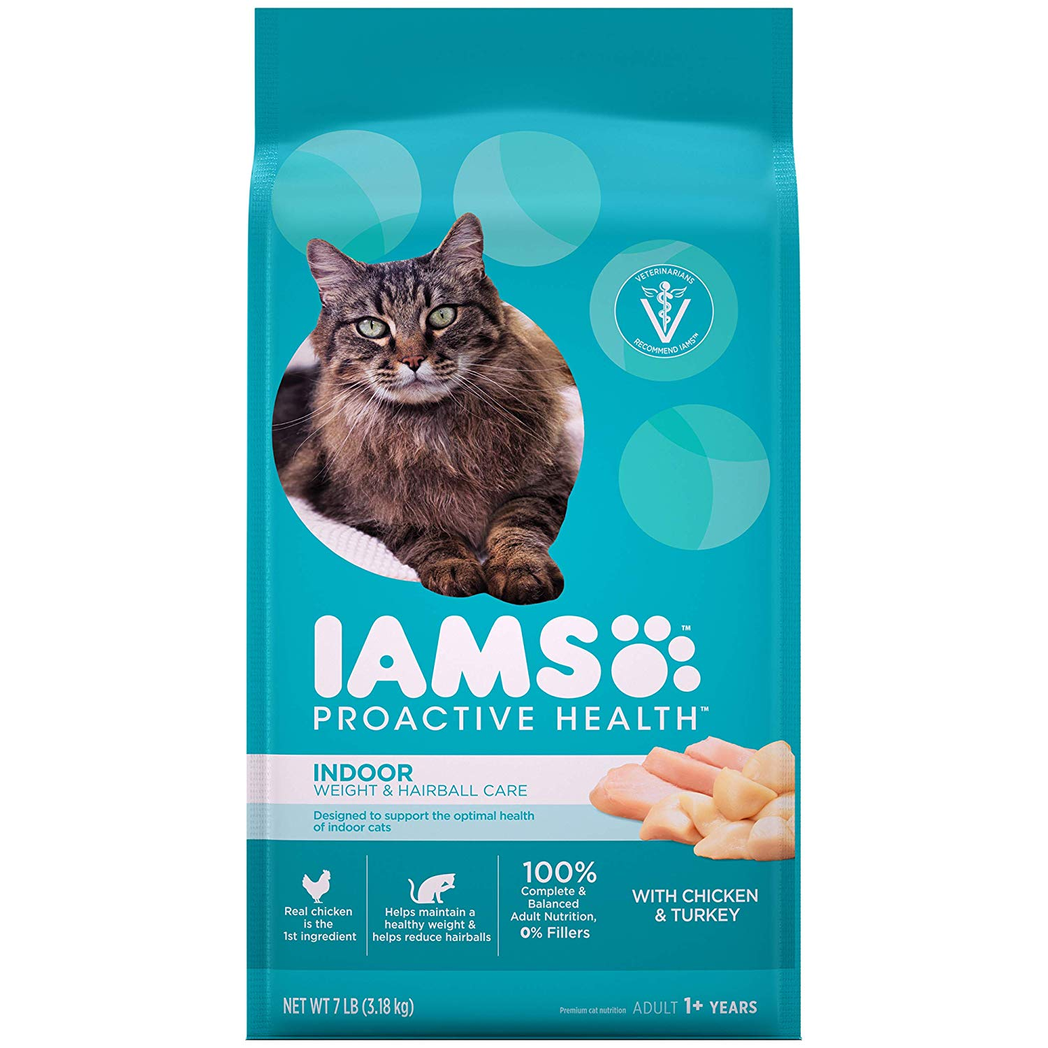 Iams Proactive Health Adult Indoor Dry Cat Food