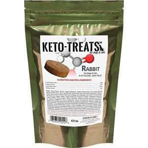 Keto-Treats - High Protein, Low Carb, Starch-Free Cat Food From Ketogenic Pet Foods