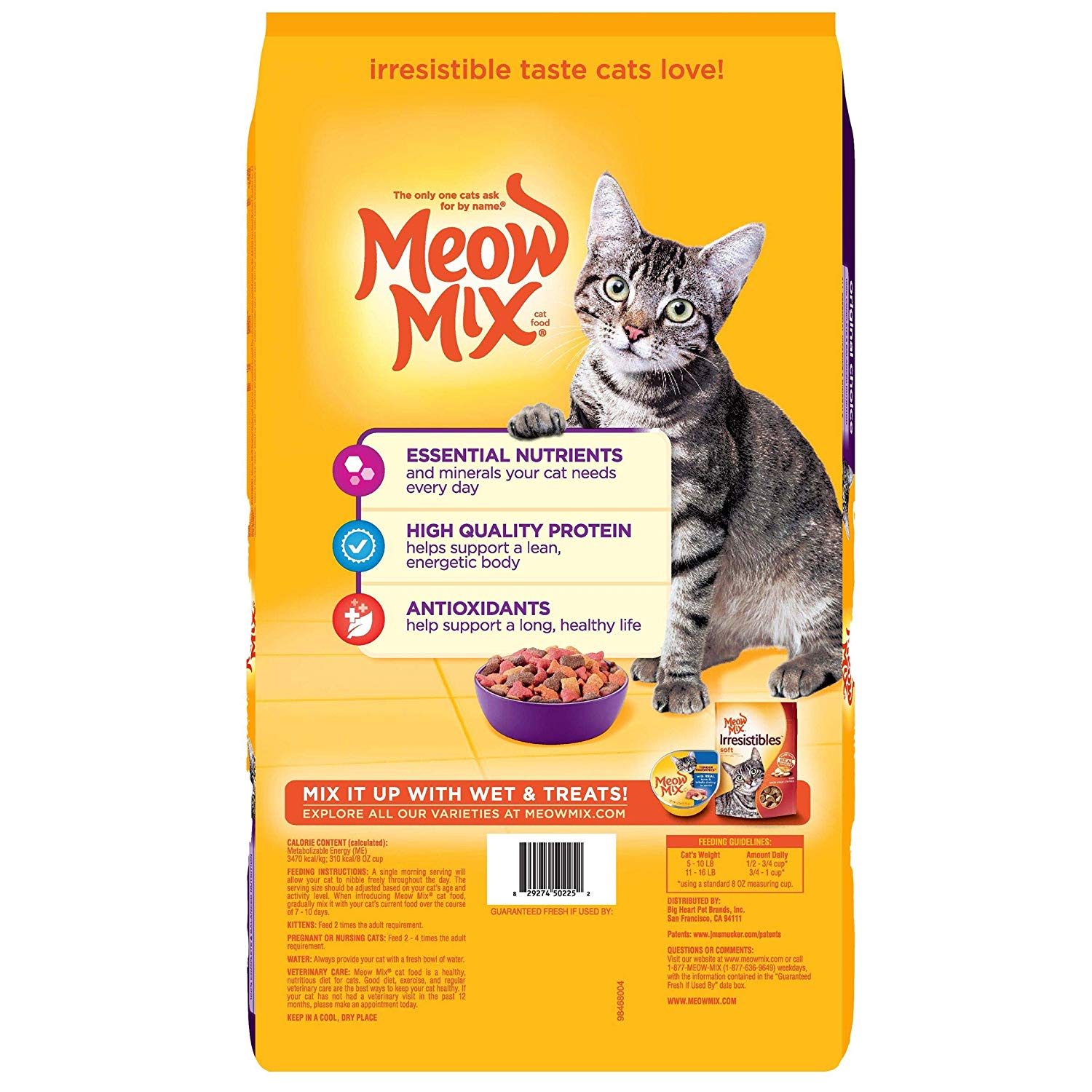 Meow Mix Best Dry Cat food