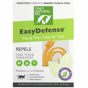 Natural Flea And Tick Collar By Only Natural Pet