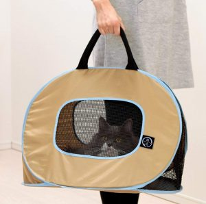 Necoichi Ultra-Light Portable Cat Carrier
