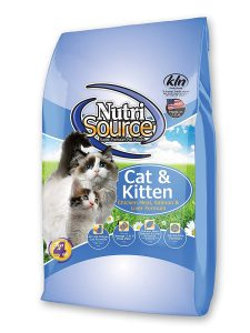 Nutri Source Cat & Kitten By Philips Feed