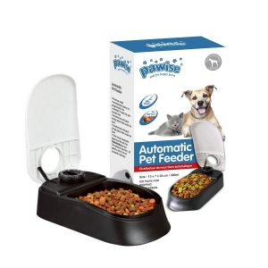 Pawise100% BPA Free Automatic Pet Feeder with Timer