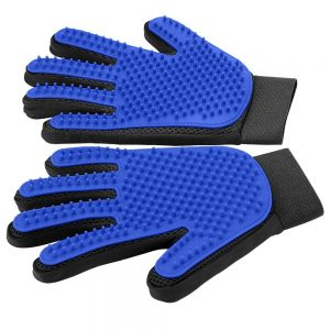 Pet Grooming Glove By Delomo