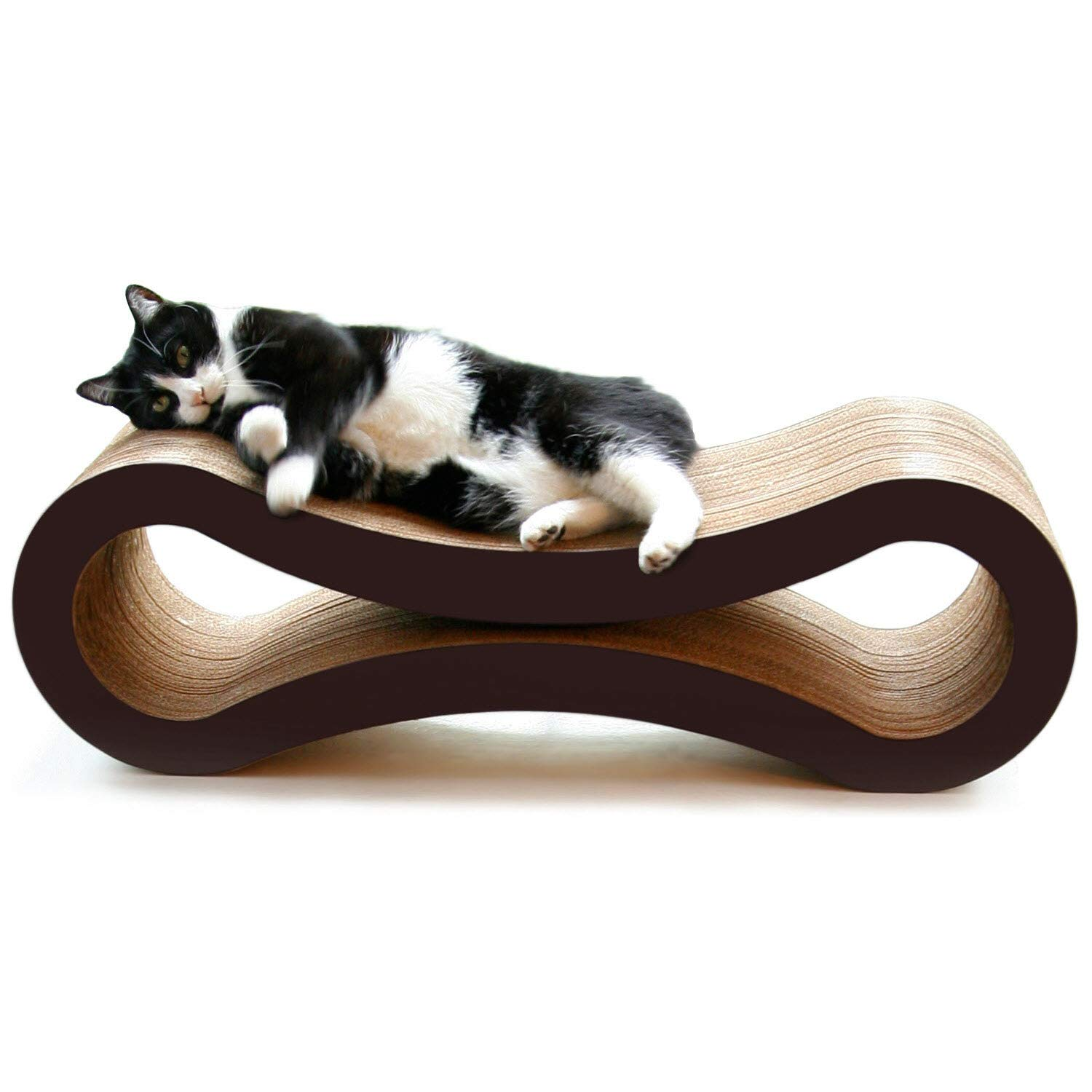 PetFusion Beautiful Cat Scratcher Lounge