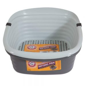 Petmate 42036 Arm & Hammer Large Sifting Litter Pan