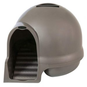 Petmate Booda Dome Cleanstep Cat Litter Box
