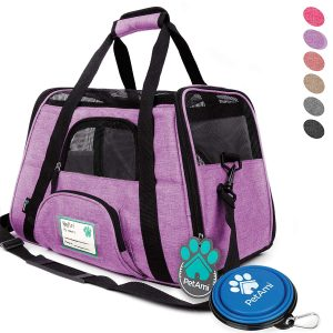 PremiumPetAmi Soft-Sided Cat Carrier Approved By Airlines