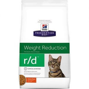 Prescription Diet r d Weight Reduction Dry Cat Food From Hill's Pet Nutrition