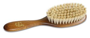 Professional Boar Bristle Cat Hairbrush By Mars Coat King