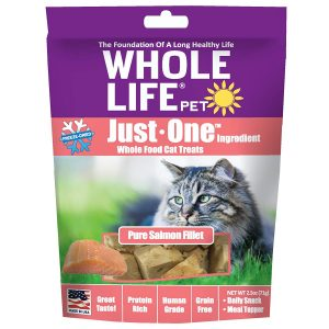 Pure Salmon Fillet Dried Cat Treats