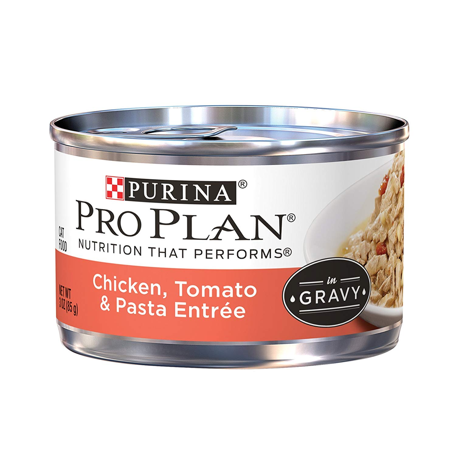 Purina Pro Plan Gravy Canned Adult Cat Food