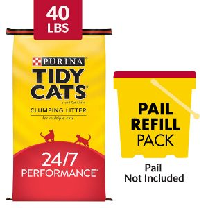 Purina Tidy Cats 24 7 Performance Clumping Cat Litter