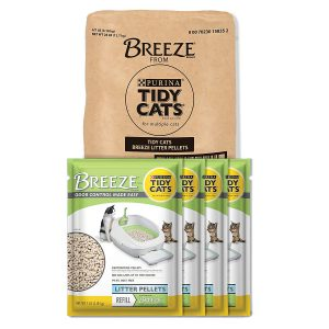 Purina Tidy Cats Breeze Litter System Refills