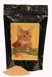 Raw Cat Food Premix By Know Better Pet Food