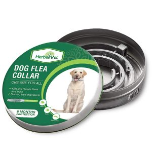 Safe Cat Flea Collar By Herbal Vet