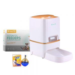 Smart Pet Automatic Feeder 6L By Belopezz