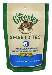 Smartbite Hairball Control Tuna Cat Treat