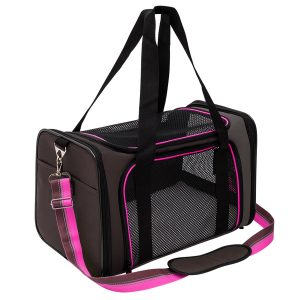 Soft-Sided Cat Carrier For Medium Cats