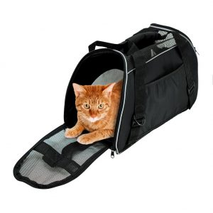 Soft Sided Pet Travel Bag From Bencmate