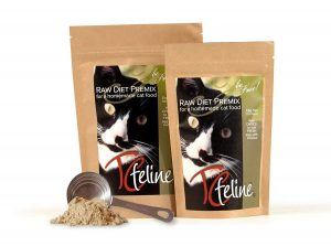 TC feline Raw Cat Food Premix From TCFeline