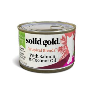 The Salmon & Coconut Oil Pate Superfood By Solid Gold