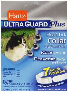 Ultra Guard Tick And Flea Collar By Hartz