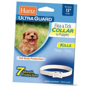 Ultraguard Flea & Tick Collars By Hartz