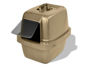 Van Ness Sifting Enclosed Cat Litter Pan