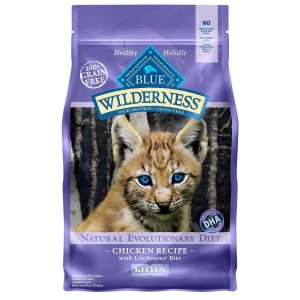 Wilderness High Protein Dry Cat Food Natural & Grain Free