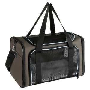 X-Zone Pet Cat Carrier for Medium Cats Approved By Airlines